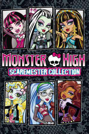 Monster High: Scaremester Collection, On Demand Movie, Animated DigitalMovies, Family