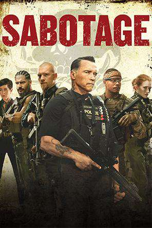 Sabotage (2014), On Demand Movie, Action DigitalMovies, Drama