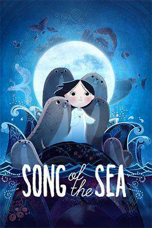 Song Of The Sea, On Demand Movie, Animated