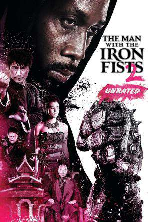 The Man with the Iron Fists 2 (Unrated), On Demand Movie, Action
