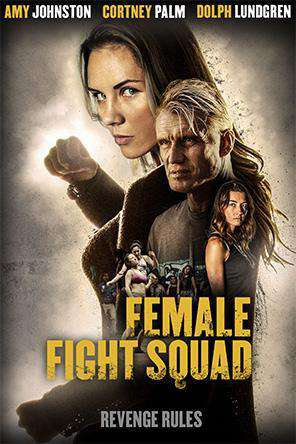 Female Fight Squad, Movie on DVD, Action