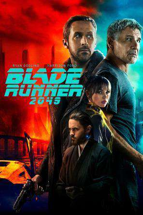 Blade Runner 2049, Movie on DVD, Action Movies, Sci-Fi & Fantasy