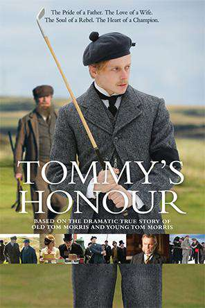 Tommy's Honour, On Demand Movie, Drama