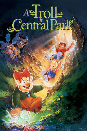 A Troll in Central Park, On Demand Movie, Animated DigitalMovies, Comedy DigitalMovies, Family DigitalMovies, Kids