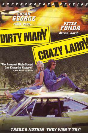 Dirty Mary Crazy Larry, On Demand Movie, Action DigitalMovies, Adventure