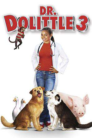 Doctor Dolittle 3, On Demand Movie, Comedy DigitalMovies, Family