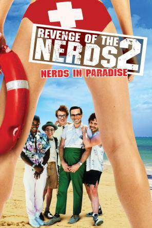 Revenge of the Nerds II: Nerds in Paradise, On Demand Movie, Comedy