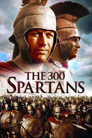 The 300 Spartans, On Demand Movie, Action DigitalMovies, Adventure DigitalMovies, Drama