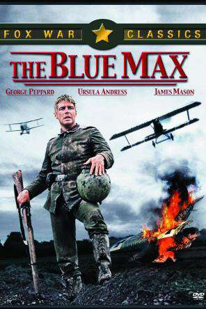 The Blue Max, On Demand Movie, Action DigitalMovies, Adventure DigitalMovies, Drama DigitalMovies, Romance