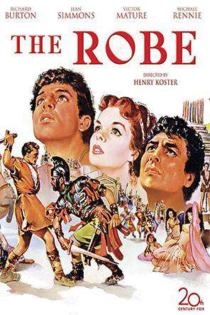 The Robe, On Demand Movie, Action