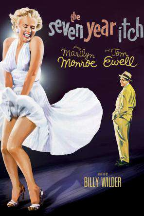 The Seven Year Itch, On Demand Movie, Comedy