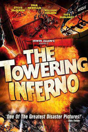 The Towering Inferno, On Demand Movie, Action DigitalMovies, Adventure DigitalMovies, Drama