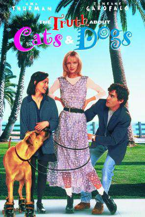The Truth About Cats & Dogs, On Demand Movie, Comedy DigitalMovies, Drama DigitalMovies, Romance