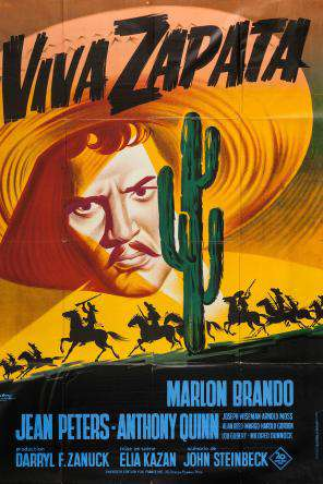 Viva Zapata, On Demand Movie, Drama