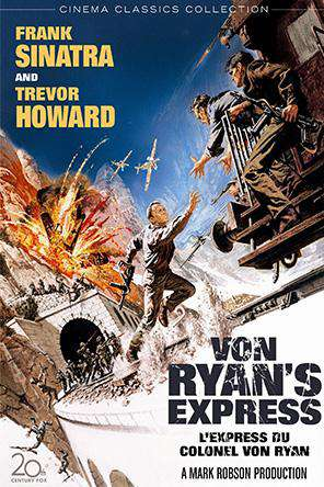 Von Ryan's Express, On Demand Movie, Action DigitalMovies, Adventure
