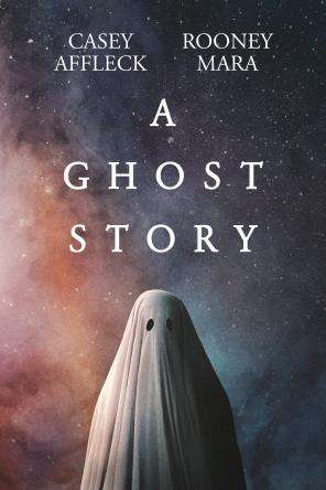 A Ghost Story, Movie on DVD, Drama