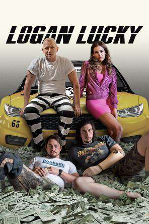 Logan Lucky, Movie on DVD, Action Movies, Adventure Movies, Comedy