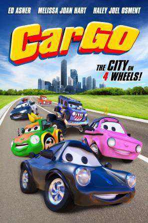 CarGo, Movie on DVD, Kids Movies, Family
