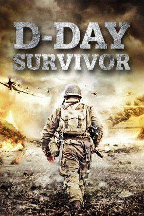 D-Day Survivor, Movie on DVD, Action