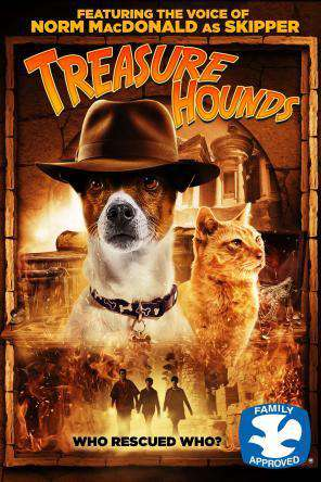 Treasure Hounds, Movie on DVD, Family