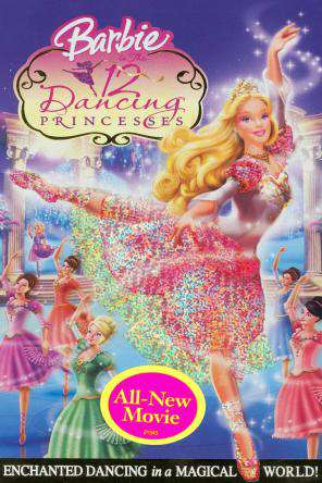 Barbie In The 12 Dancing Princesses, On Demand Movie, Animated DigitalMovies, Family DigitalMovies, Sci-Fi & Fantasy DigitalMovies, Fantasy