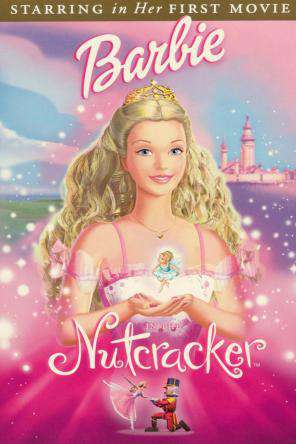 Barbie In The Nutcracker, On Demand Movie, Animated DigitalMovies, Family