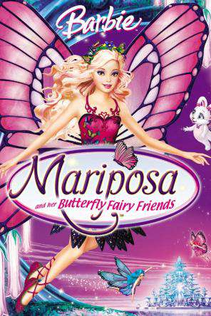 Barbie: Mariposa And Her Butterfly Fairy Friends, On Demand Movie, Adventure DigitalMovies, Animated DigitalMovies, Family DigitalMovies, Sci-Fi & Fantasy DigitalMovies, Fantasy