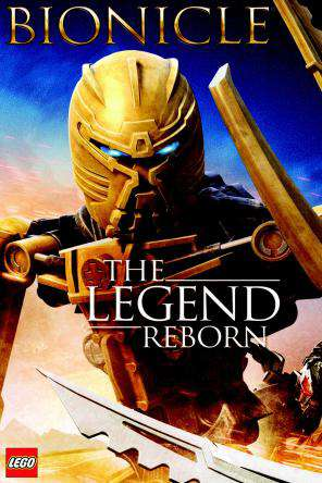 Bionicle: The Legend Reborn, On Demand Movie, Action DigitalMovies, Adventure DigitalMovies, Animated DigitalMovies, Family