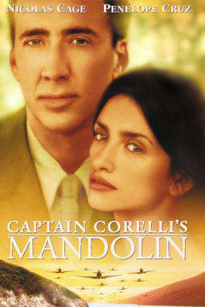 Captain Corelli's Mandolin, On Demand Movie, Drama DigitalMovies, Romance