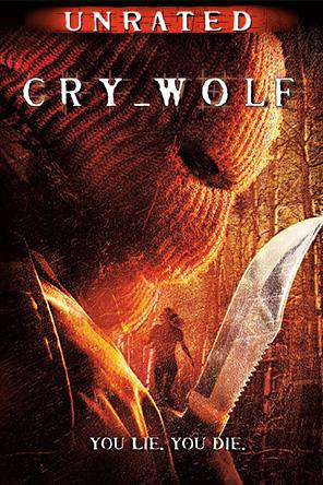 Cry Wolf (Unrated), On Demand Movie, Drama DigitalMovies, Thriller & Suspense DigitalMovies, Thriller