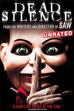 Dead Silence (Unrated), On Demand Movie, Horror DigitalMovies, Thriller & Suspense DigitalMovies, Suspense DigitalMovies, Thriller