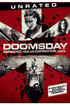 Doomsday (Unrated), On Demand Movie, Action DigitalMovies, Horror DigitalMovies, Sci-Fi & Fantasy DigitalMovies, Thriller & Suspense DigitalMovies, Sci-Fi DigitalMovies, Thriller