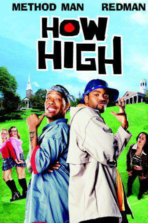 How High, On Demand Movie, Comedy