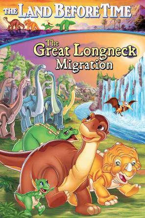 Land Before Time X: The Great Longneck Migration, On Demand Movie, Animated DigitalMovies, Family
