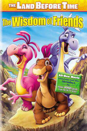 Land Before Time XIII: The Wisdom Of Friends, On Demand Movie, Animated