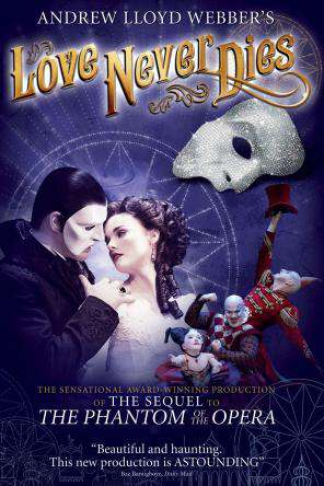 Love Never Dies, On Demand Movie, Drama DigitalMovies, Romance