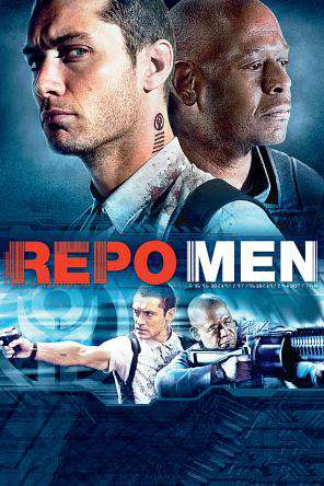 Repo Men (Unrated), On Demand Movie, Sci-Fi & Fantasy DigitalMovies, Sci-Fi