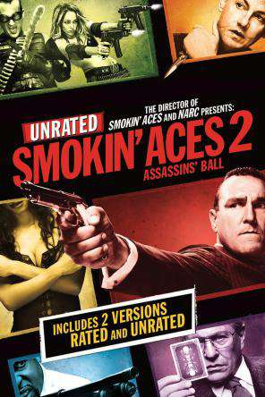 Smokin' Aces 2: Assassins' Ball (Unrated), On Demand Movie, Action DigitalMovies, Drama