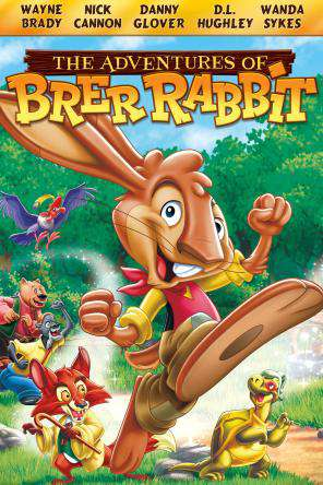 The Adventures Of Brer Rabbit, On Demand Movie, Animated DigitalMovies, Family