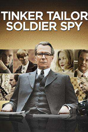 Tinker Tailor Soldier Spy, On Demand Movie, Drama DigitalMovies, Thriller & Suspense