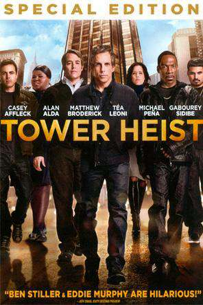 Tower Heist (Special Edition), On Demand Movie, Action DigitalMovies, Adventure DigitalMovies, Comedy