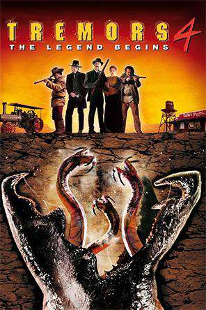 Tremors 4: The Legend Begins, On Demand Movie, Action
