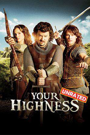 Your Highness (Unrated), On Demand Movie, Adventure DigitalMovies, Comedy DigitalMovies, Romance DigitalMovies, Sci-Fi & Fantasy DigitalMovies, Fantasy