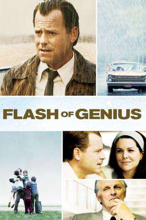 Flash of Genius, On Demand Movie, Drama
