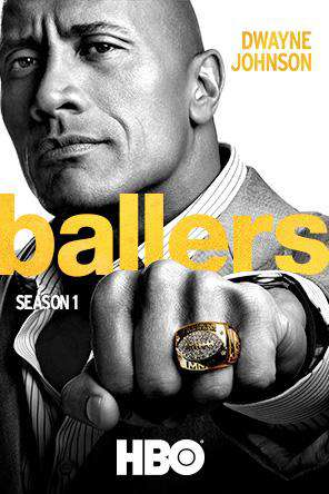 Ballers: Season 1 (10 episodes), Movie on DVD, Comedy