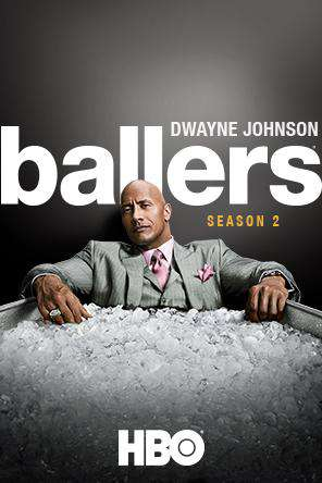 Ballers: Season 2 (10 Episodes), Movie on DVD, Comedy