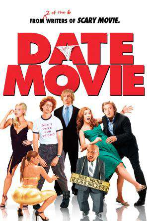 Date Movie (Unrated), On Demand Movie, Comedy