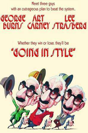Going In Style (1979), On Demand Movie, Comedy DigitalMovies, Drama