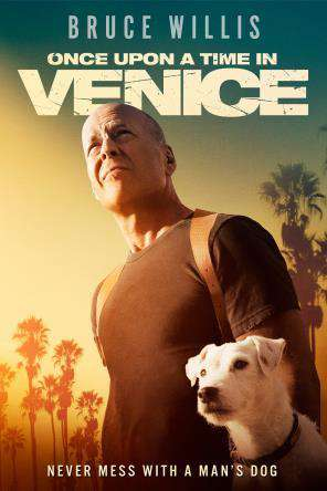 Once Upon A Time In Venice, Movie on DVD, Action