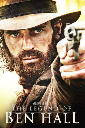 The Legend of Ben Hall, Movie on DVD, Action Movies, Adventure